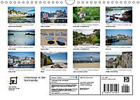 Unterwegs in der Normandie (Wandkalender 2019 DIN A4 quer) - Produktdetailbild 13