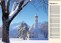 Unterwegs in Deutschland (Wandkalender 2019 DIN A2 quer) - Produktdetailbild 2