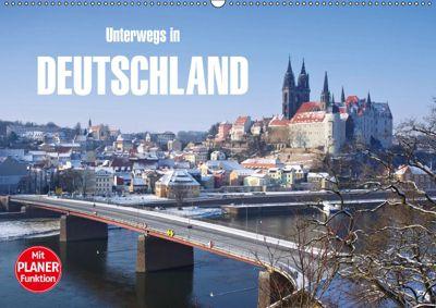 Unterwegs in Deutschland (Wandkalender 2019 DIN A2 quer), LianeM
