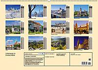 Unterwegs in Deutschland (Wandkalender 2019 DIN A2 quer) - Produktdetailbild 13