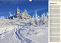 Unterwegs in Deutschland (Wandkalender 2019 DIN A3 quer) - Produktdetailbild 1