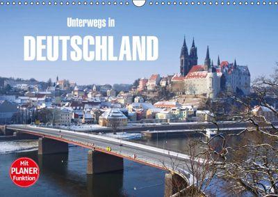 Unterwegs in Deutschland (Wandkalender 2019 DIN A3 quer), LianeM