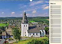 Unterwegs in Deutschland (Wandkalender 2019 DIN A3 quer) - Produktdetailbild 5