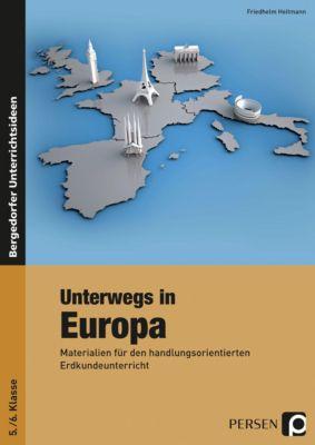 Unterwegs in Europa, Friedhelm Heitmann