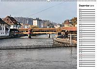 Unterwegs in Luzern (Wandkalender 2019 DIN A2 quer) - Produktdetailbild 12