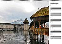 Unterwegs in Luzern (Wandkalender 2019 DIN A2 quer) - Produktdetailbild 2