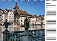 Unterwegs in Luzern (Wandkalender 2019 DIN A2 quer) - Produktdetailbild 5