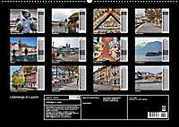 Unterwegs in Luzern (Wandkalender 2019 DIN A2 quer) - Produktdetailbild 13
