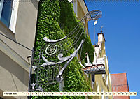 Unterwegs in Memmingen (Wandkalender 2019 DIN A2 quer) - Produktdetailbild 2