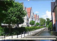 Unterwegs in Memmingen (Wandkalender 2019 DIN A2 quer) - Produktdetailbild 4