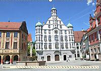 Unterwegs in Memmingen (Wandkalender 2019 DIN A2 quer) - Produktdetailbild 3