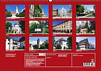 Unterwegs in Memmingen (Wandkalender 2019 DIN A2 quer) - Produktdetailbild 13