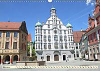 Unterwegs in Memmingen (Wandkalender 2019 DIN A3 quer) - Produktdetailbild 3