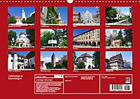 Unterwegs in Memmingen (Wandkalender 2019 DIN A3 quer) - Produktdetailbild 13