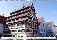 Unterwegs in Memmingen (Wandkalender 2019 DIN A3 quer) - Produktdetailbild 12