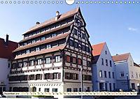 Unterwegs in Memmingen (Wandkalender 2019 DIN A4 quer) - Produktdetailbild 12