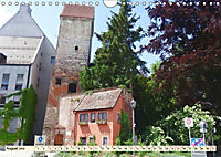 Unterwegs in Memmingen (Wandkalender 2019 DIN A4 quer) - Produktdetailbild 8