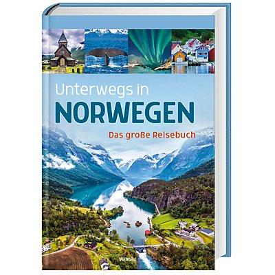 unterwegs in norwegen das gro e reisebuch weltbild. Black Bedroom Furniture Sets. Home Design Ideas