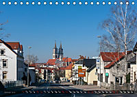 Unterwegs in Oschatz (Tischkalender 2019 DIN A5 quer) - Produktdetailbild 1