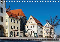 Unterwegs in Oschatz (Tischkalender 2019 DIN A5 quer) - Produktdetailbild 2