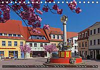 Unterwegs in Oschatz (Tischkalender 2019 DIN A5 quer) - Produktdetailbild 4