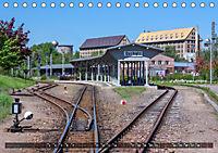 Unterwegs in Oschatz (Tischkalender 2019 DIN A5 quer) - Produktdetailbild 6