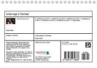 Unterwegs in Oschatz (Tischkalender 2019 DIN A5 quer) - Produktdetailbild 13