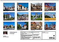 Unterwegs in Oschatz (Wandkalender 2019 DIN A2 quer) - Produktdetailbild 13