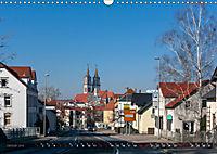 Unterwegs in Oschatz (Wandkalender 2019 DIN A3 quer) - Produktdetailbild 1