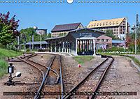Unterwegs in Oschatz (Wandkalender 2019 DIN A3 quer) - Produktdetailbild 6