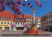 Unterwegs in Oschatz (Wandkalender 2019 DIN A3 quer) - Produktdetailbild 4
