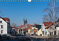 Unterwegs in Oschatz (Wandkalender 2019 DIN A4 quer) - Produktdetailbild 1