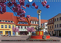 Unterwegs in Oschatz (Wandkalender 2019 DIN A4 quer) - Produktdetailbild 4