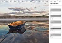 Unterwegs in Schweden (Tischkalender 2019 DIN A5 quer) - Produktdetailbild 2