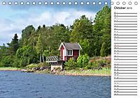 Unterwegs in Schweden (Tischkalender 2019 DIN A5 quer) - Produktdetailbild 10