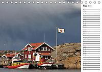 Unterwegs in Schweden (Tischkalender 2019 DIN A5 quer) - Produktdetailbild 5