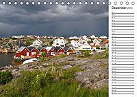 Unterwegs in Schweden (Tischkalender 2019 DIN A5 quer) - Produktdetailbild 12