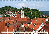 Unterwegs in Tübingen (Wandkalender 2019 DIN A2 quer) - Produktdetailbild 7
