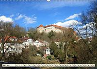 Unterwegs in Tübingen (Wandkalender 2019 DIN A2 quer) - Produktdetailbild 3