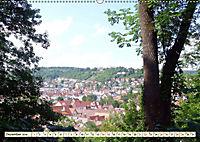 Unterwegs in Tübingen (Wandkalender 2019 DIN A2 quer) - Produktdetailbild 12