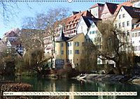 Unterwegs in Tübingen (Wandkalender 2019 DIN A2 quer) - Produktdetailbild 4