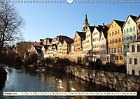 Unterwegs in Tübingen (Wandkalender 2019 DIN A3 quer) - Produktdetailbild 10