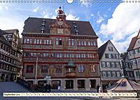 Unterwegs in Tübingen (Wandkalender 2019 DIN A3 quer) - Produktdetailbild 9