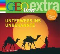 Unterwegs ins Unbekannte, Audio-CD, Martin Nusch