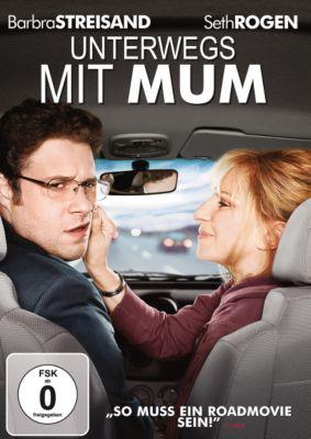 Unterwegs mit Mum, Barbra Streisand Seth Rogen