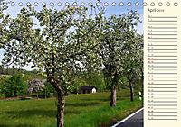 Unterwegs zwischen Rochlitz und Colditz (Tischkalender 2019 DIN A5 quer) - Produktdetailbild 4