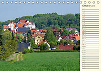 Unterwegs zwischen Rochlitz und Colditz (Tischkalender 2019 DIN A5 quer) - Produktdetailbild 10