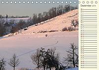 Unterwegs zwischen Rochlitz und Colditz (Tischkalender 2019 DIN A5 quer) - Produktdetailbild 12
