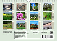 Unterwegs zwischen Rochlitz und Colditz (Wandkalender 2019 DIN A4 quer) - Produktdetailbild 13