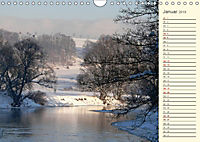 Unterwegs zwischen Rochlitz und Colditz (Wandkalender 2019 DIN A4 quer) - Produktdetailbild 1